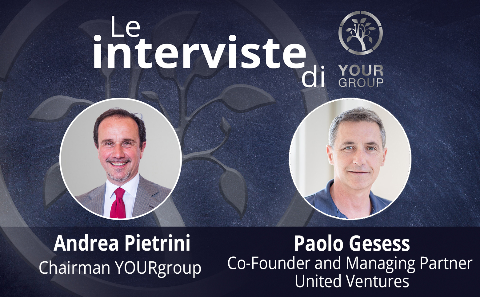 Paolo Gesess per YOURgroup